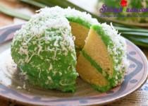 Làm bánh Phú Sĩ thơm ngon mà không cần lò nướng