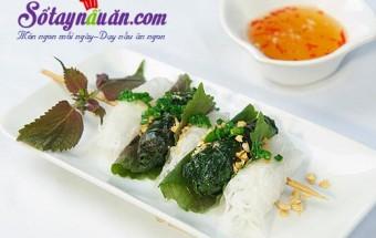 Nấu ăn món ngon mỗi ngày với Đậu phộng, bò nướng lá tía tô 1