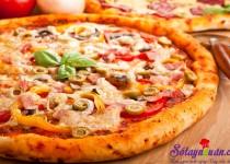 Cách làm bánh Pizza đơn giản nhưng thơm ngon và hấp dẫn tại nhà