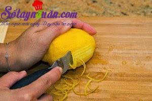 cách làm mứt dâu tây