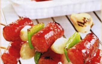 Nấu ăn món ngon mỗi ngày với Lạp xưởng,
