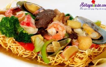 Nấu ăn món ngon mỗi ngày với Dầu hào, mi-xao-gion-