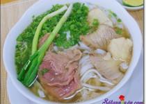 Bí kíp nấu phở bò gia truyền Hà Nội