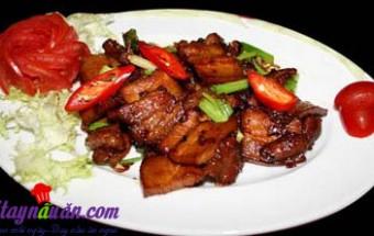 Nấu ăn món ngon mỗi ngày với Thịt ba chỉ, thit-ba-chi-rang-nuoc-dua