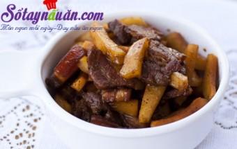 Nấu ăn món ngon mỗi ngày với Nước dừa tươi, Thịt kho dừa đậm đà đưa cơm