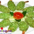 bông cải sốt nước dừa,