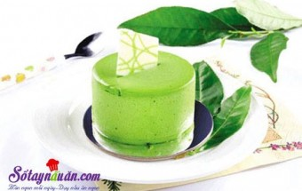 Nấu ăn món ngon mỗi ngày với Bột trà xanh,