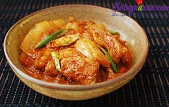 Nấu ăn món ngon mỗi ngày với Thịt ba chỉ, kim-cho-kho-thit