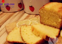 Bánh bông lan chanh ngon khó cưỡng