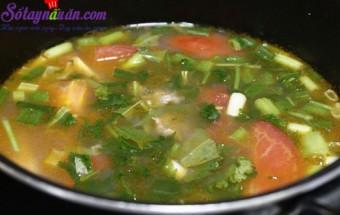 Nấu ăn món ngon mỗi ngày với Rau răm,