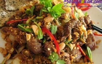 Nấu ăn món ngon mỗi ngày với Dầu hào, cach-lam-mon-thit-bo-xao-lan