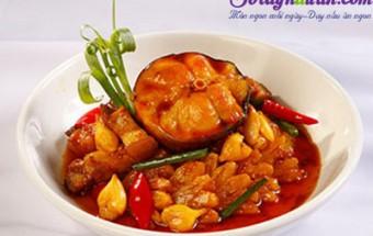 Nấu ăn món ngon mỗi ngày với Nước dừa tươi,