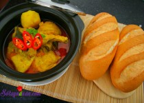 Cách làm món chân gà nấu cà ri lạ mà ngon