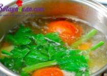 Gà hầm khoai tây ấm áp ngày đông