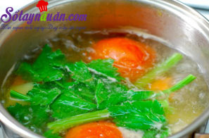 Nấu ăn món ngon mỗi ngày với Khoai tây, Gà hầm khoai tây 3