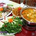 canh nam kim cham, lẩu hải sản 3
