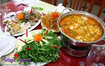 Nấu ăn món ngon mỗi ngày với Tôm tươi, lẩu hải sản 3