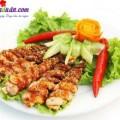 Hướng dẫn cách nấu súp thị bò kiểu Hàn, bạch tuộc nướng sốt cay