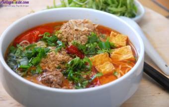 Nấu ăn món ngon mỗi ngày với Cua đồng, cach-nau-bun-cua-dong-7