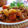 Thịt bò hầm nấm kiểu pháp ngon mê ly, cách làm cà ri cơm bò 6