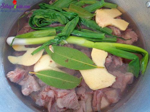 cách làm cà ri cơm bò 3