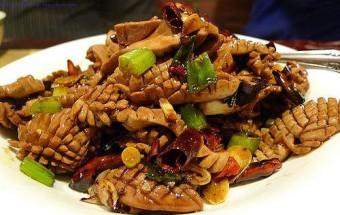 Nấu ăn món ngon mỗi ngày với Dầu hào, cách làm cật heo xào thập cẩm