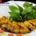 gà nướng mè, Cách làm chả thịt heo nướng riềng mẻ thơm ngon bổ dưỡng