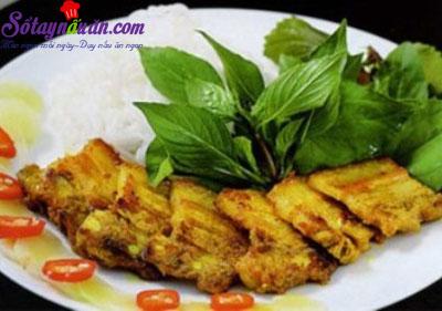 Cách làm chả thịt heo nướng riềng mẻ thơm ngon bổ dưỡng