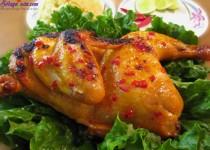 Cách làm gà nướng muối ngon, nhanh gọn tại nhà
