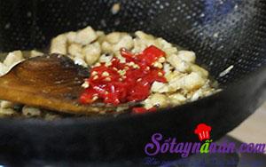 Cách làm gà xào đậu phộng giòn thơm cực ngon 3