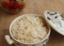 Xôi dừa-món ăn ngon cho ngày Tết cổ truyền