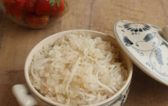 Món ăn Tết, cách làm xôi dừa 10