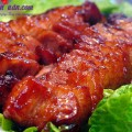 thịt gà luộc, Hướng dẫn cách làm thịt xá xíu ngon khó cưỡng 11