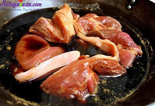 Hướng dẫn cách làm thịt xá xíu ngon khó cưỡng 3