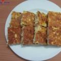 nấu ăn, trứng chiên thịt 6
