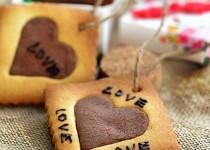 Cách làm bánh cookie trái tim cho ngày Valentine thêm ấm áp