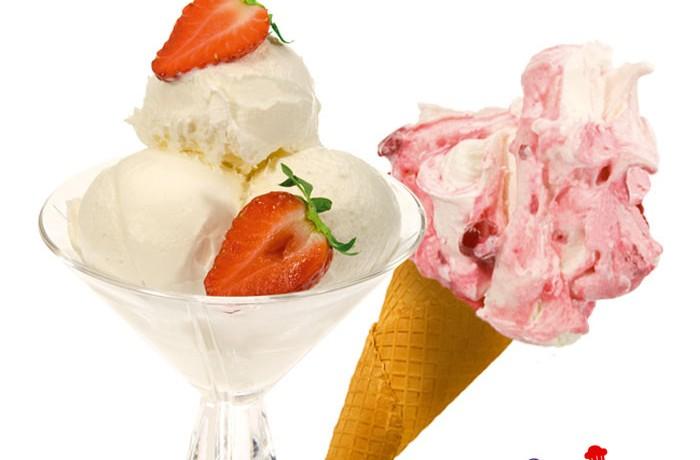 Nấu ăn, Cách làm kem từ sữa tươi cực kì đơn giản