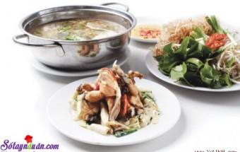 Nấu ăn món ngon mỗi ngày với Thịt ếch, cách làm lẩu ếch