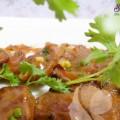 món ăn vặt, cách làm lưỡi xào chua ngọt 9
