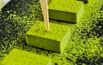 Nấu ăn món ngon mỗi ngày với Bột trà xanh, cách làm matcha socola