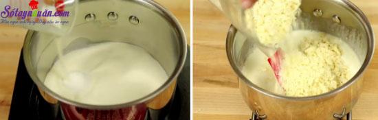 cách làm matcha socola 3