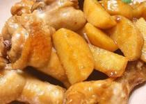 Cách làm món gà hầm khoai tây bổ dưỡng cho cả gia đình