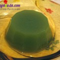 giải nhiệt ngày hè, Cách làm thạch sữa chua trà xanh thơm ngon đẹp mắt