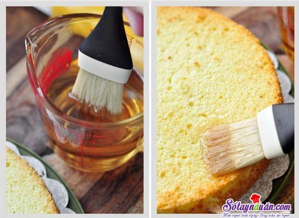 Hướng dẫn làm bánh gato dâu tây ngọt ngào đón valentine  6