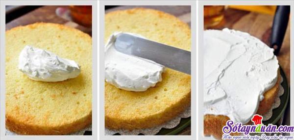 Hướng dẫn làm bánh gato dâu tây ngọt ngào đón valentine