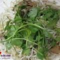 salad cá ngừ, Hướng dẫn làm giá đỗ xào lòng gà cực ngon 3
