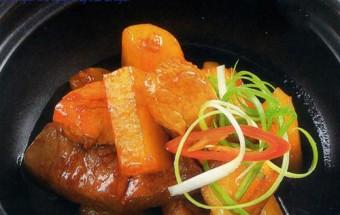 Nấu ăn món ngon mỗi ngày với Củ cải trắng, Hướng dẫn làm thịt kho củ cải ngon đậm đà