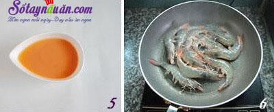 Hướng dẫn làm tôm rim chua ngọt bổ dưỡng thêm canxi 3