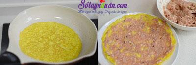 Hướng dẫn làm trứng cuộn thịt ngon và đẹp mắt 3