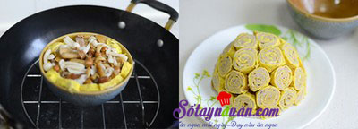 Hướng dẫn làm trứng cuộn thịt ngon và đẹp mắt 5 (2)